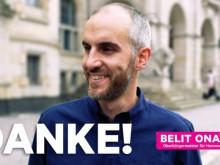 Erster Oberbürgermeister mit Migrationshintergrund: Hannover wählt Belit Onay